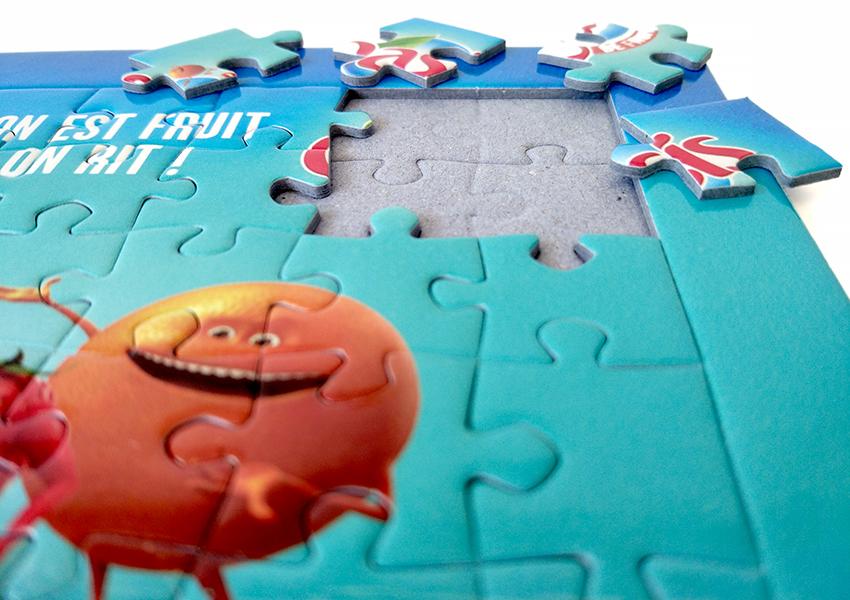 Kinder Puzzels bedrukken
